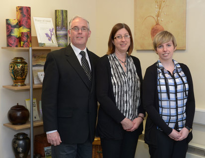 B.Gibbs Funeral Services Ltd - Barry, Claire and Hannah Gibbs