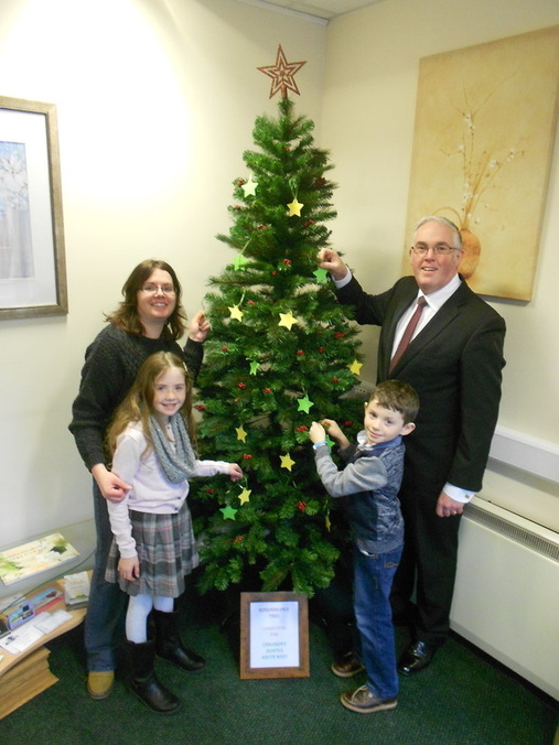 B. Gibbs Funeral Services, Remembrance Tree in aid of Children's Hospice South West